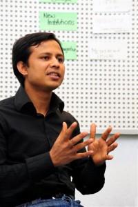 Khan Mehedi Hasan (28) aus Bangladesch war Dozent für Wirtschaft an der Universität von Khulna. Zurzeit studiert er im Masterstudiengang International and Development Economics an der Hochschule für Technik und Wirtschaft Berlin, gefördert vom DAAD.