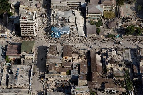 Erdbeben in Haiti