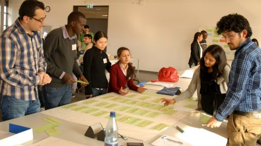 Workgroups addressed concrete approaches to solutions Photo: Syuzanna Hovsepyan