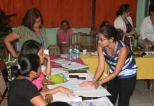 Der erste Workshop in meinem Heimatland Nicaragua