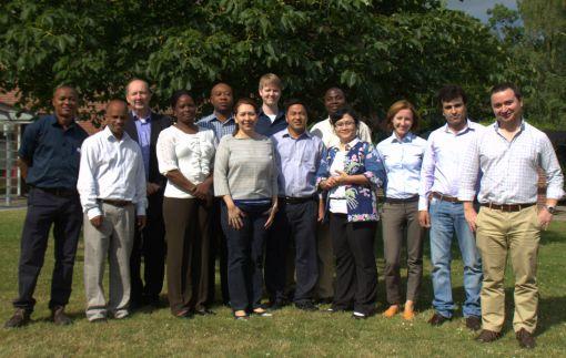 DAAD Alumni aus der ganzen Welt trafen sich in Bonn Foto: Max Moll
