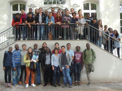 Group Picture Intercultural Communication Petershagen_500