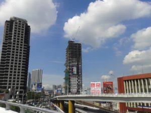 Die Herausforderung für Megacitys wie Manila: eine funktionale und nachhaltige Infrastruktur © privat