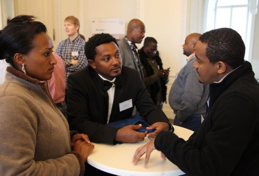 DAAD alumni from Sub-Saharan Africa shed light on the topic of food security © University of Hohenheim