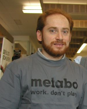 Before starting his Master`s Pablo Andrés Palacios has worked for the internet service and mobile provider Metabo © private
